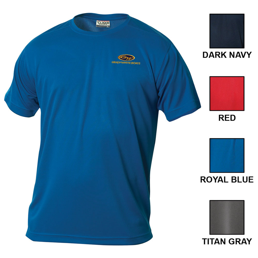 Poly Short-Sleeve Performance Shirt