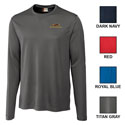 100% POLY LONG SLEEVE PERFORMANCE TEE