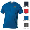 100% POLY SHORT SLEEVE PERFORMANCE TEE